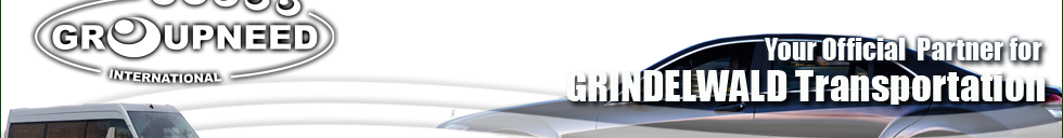 Airport transfer to Grindelwald from Zurich with Limousine / Minibus / Helicopter / Limousine